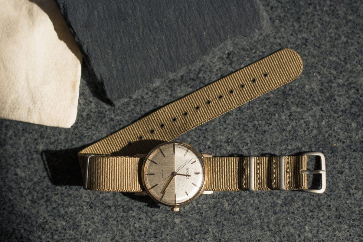1970s Sekonda 23 Jewels