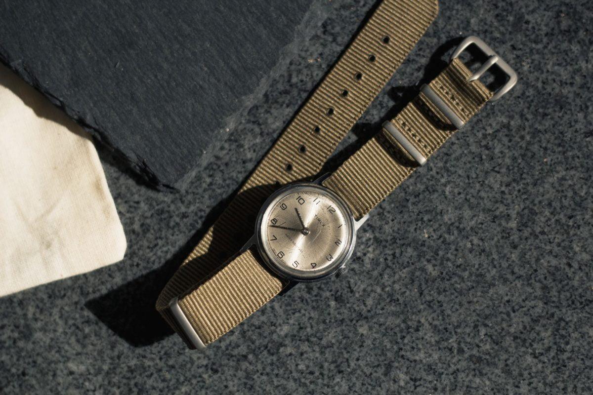1975 Timex Mechanical