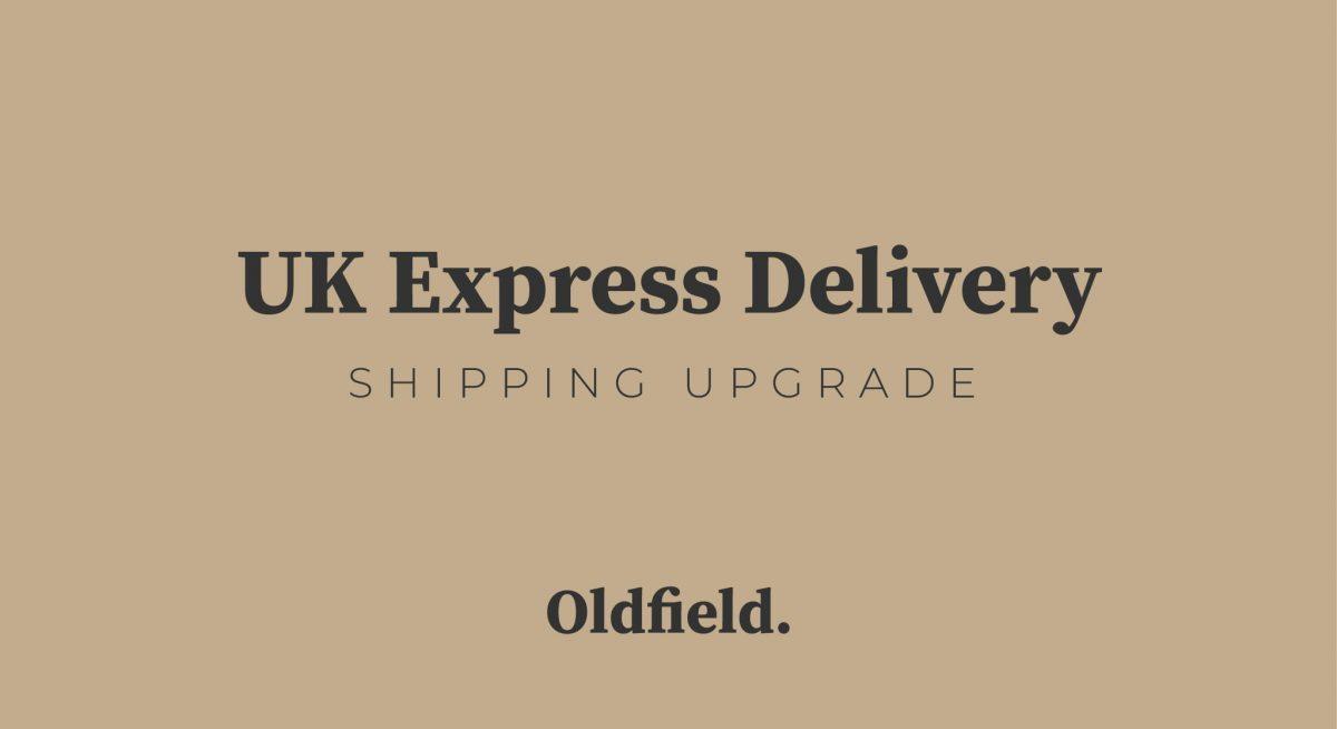 UK Express Delivery Upgrade